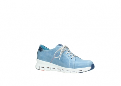 wolky sneakers 2051 mega 382 denim leer_15