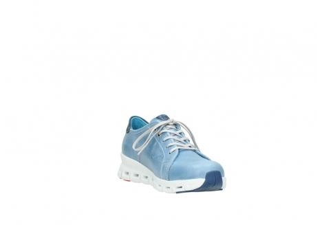 wolky sneakers 2051 mega 382 denim leer_17