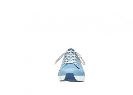 wolky sneakers 2051 mega 382 denim leer_19