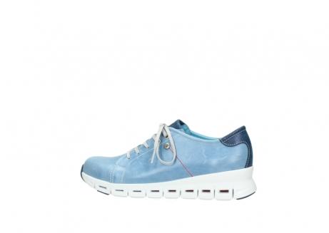 wolky sneakers 2051 mega 382 denim leer_2