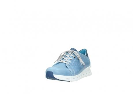 wolky sneakers 2051 mega 382 denim leer_21