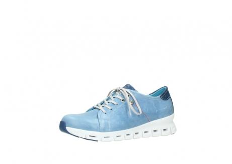 wolky sneakers 2051 mega 382 denim leer_23
