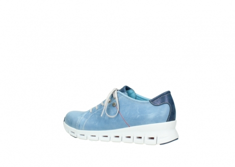 wolky sneakers 2051 mega 382 denim leer_3