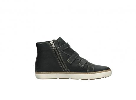 wolky sneakers 9455 vancouver 500 zwart geolied leer_13