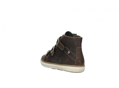 wolky sneakers 9455 vancouver 543 cognac geoltes leder_5