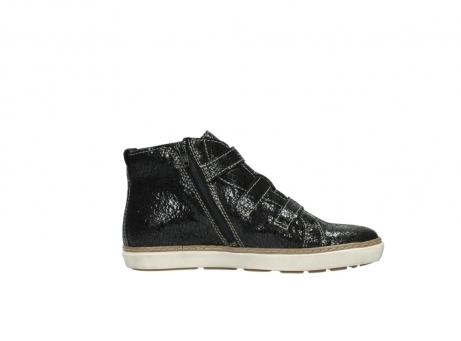 wolky sneakers 9455 vancouver 900 zwart craquele leer_13