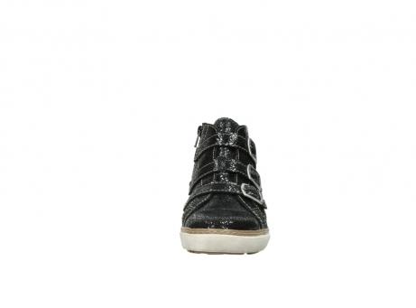 wolky sneakers 9455 vancouver 900 zwart craquele leer_19
