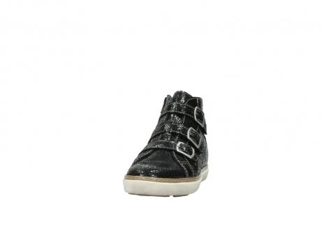 wolky sneakers 9455 vancouver 900 zwart craquele leer_20