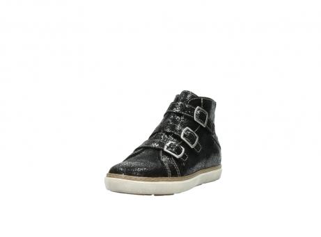 wolky sneakers 9455 vancouver 900 zwart craquele leer_21