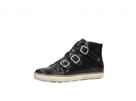 wolky sneakers 9455 vancouver 900 zwart craquele leer_23