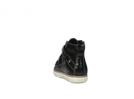 wolky sneakers 9455 vancouver 900 zwart craquele leer_6