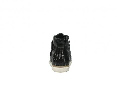 wolky sneakers 9455 vancouver 900 zwart craquele leer_7