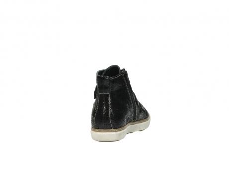 wolky sneakers 9455 vancouver 900 zwart craquele leer_8