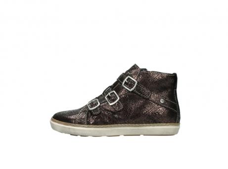 wolky sneakers 9455 vancouver 930 bruin craquele leer_1