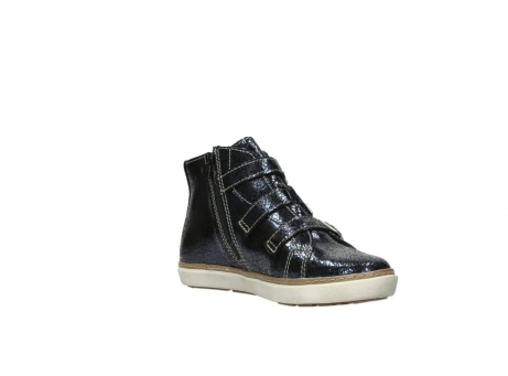wolky sneakers 9455 vancouver 980 dunkelblau craquele leder_16