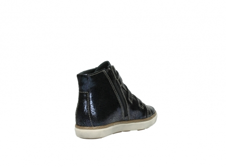 wolky sneakers 9455 vancouver 980 dunkelblau craquele leder_9