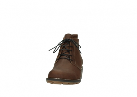 wolky lace up boots 00534 indus 11432 cognac oiled nubuck_20