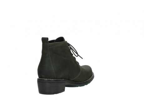 wolky bottines a lacets 00534 indus 11732 nubuck vert_9