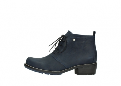 wolky lace up boots 00534 indus 11802 blue oiled nubuck_1