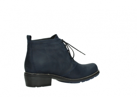 wolky lace up boots 00534 indus 11802 blue oiled nubuck_11