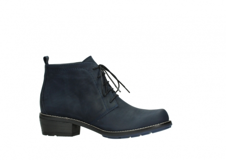 wolky lace up boots 00534 indus 11802 blue oiled nubuck_14