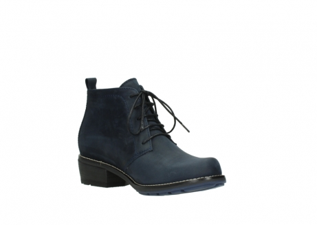 wolky lace up boots 00534 indus 11802 blue oiled nubuck_16