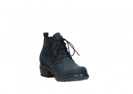wolky lace up boots 00534 indus 11802 blue oiled nubuck_17