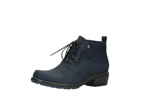 wolky lace up boots 00534 indus 11802 blue oiled nubuck_23