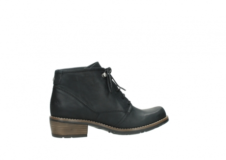 wolky lace up boots 00565 real 30000 black leather_12