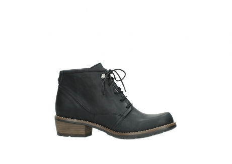 wolky lace up boots 00565 real 30000 black leather_14
