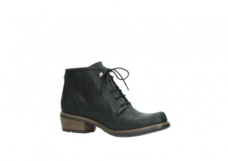 wolky lace up boots 00565 real 30000 black leather_15