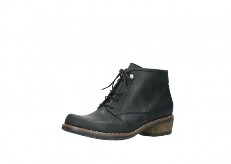 wolky lace up boots 00565 real 30000 black leather_23