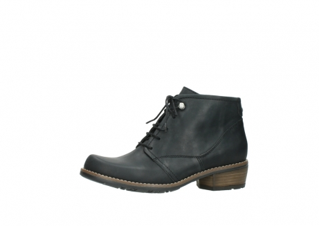 wolky lace up boots 00565 real 30000 black leather_24