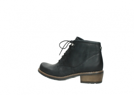 wolky lace up boots 00565 real 30000 black leather_3