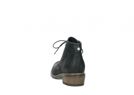 wolky lace up boots 00565 real 30000 black leather_6