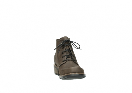 wolky lace up boots 00565 real 50150 taupe oiled leather_18