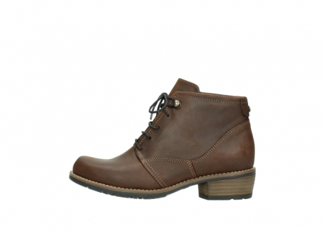 wolky lace up boots 00565 real 50300 brown oiled leather_1