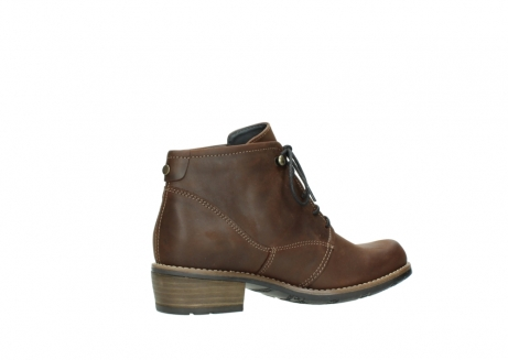 wolky lace up boots 00565 real 50300 brown oiled leather_11