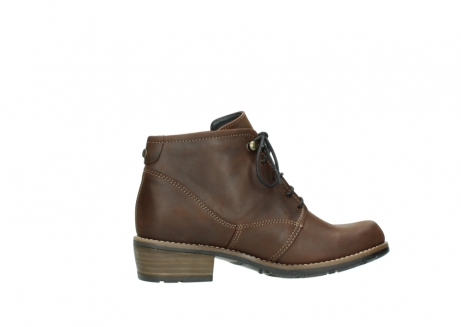 wolky lace up boots 00565 real 50300 brown oiled leather_12