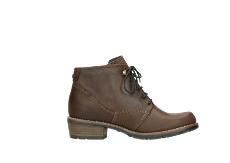 wolky lace up boots 00565 real 50300 brown oiled leather_13