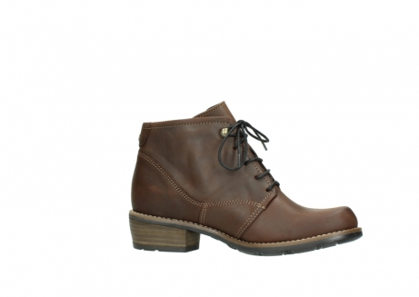 wolky lace up boots 00565 real 50300 brown oiled leather_14