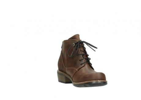 wolky lace up boots 00565 real 50300 brown oiled leather_17