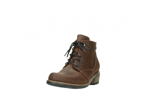 wolky lace up boots 00565 real 50300 brown oiled leather_21