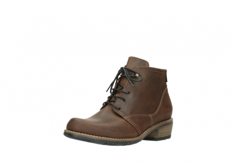 wolky lace up boots 00565 real 50300 brown oiled leather_22