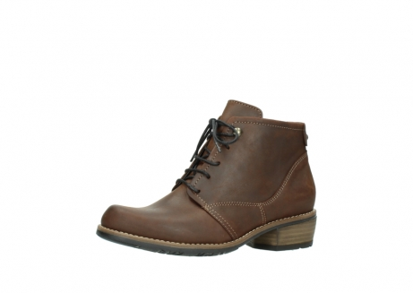 wolky lace up boots 00565 real 50300 brown oiled leather_23