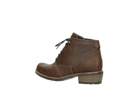 wolky lace up boots 00565 real 50300 brown oiled leather_3