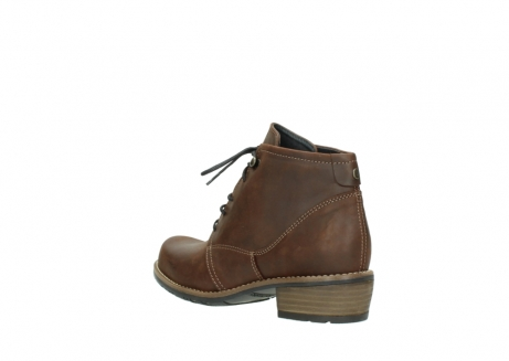 wolky lace up boots 00565 real 50300 brown oiled leather_4
