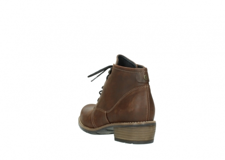 wolky lace up boots 00565 real 50300 brown oiled leather_5