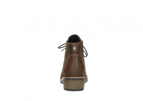 wolky lace up boots 00565 real 50300 brown oiled leather_7