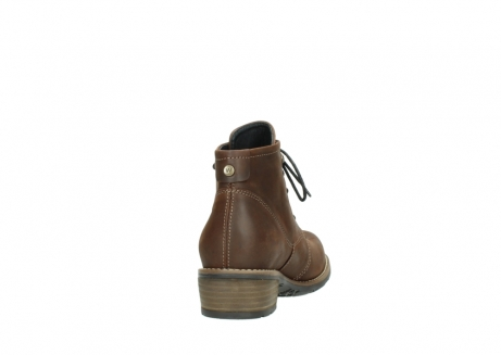 wolky lace up boots 00565 real 50300 brown oiled leather_8
